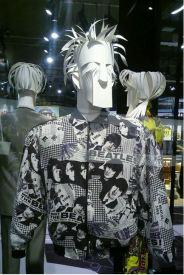 Ici Londres_photo Beatles veste