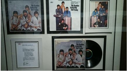 Ici Londres_photo Beatles