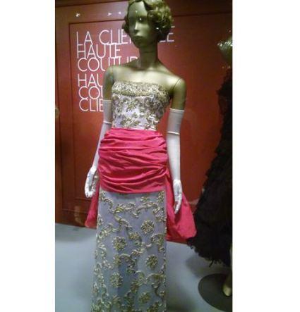 Balenciaga_photo robe longue soirée