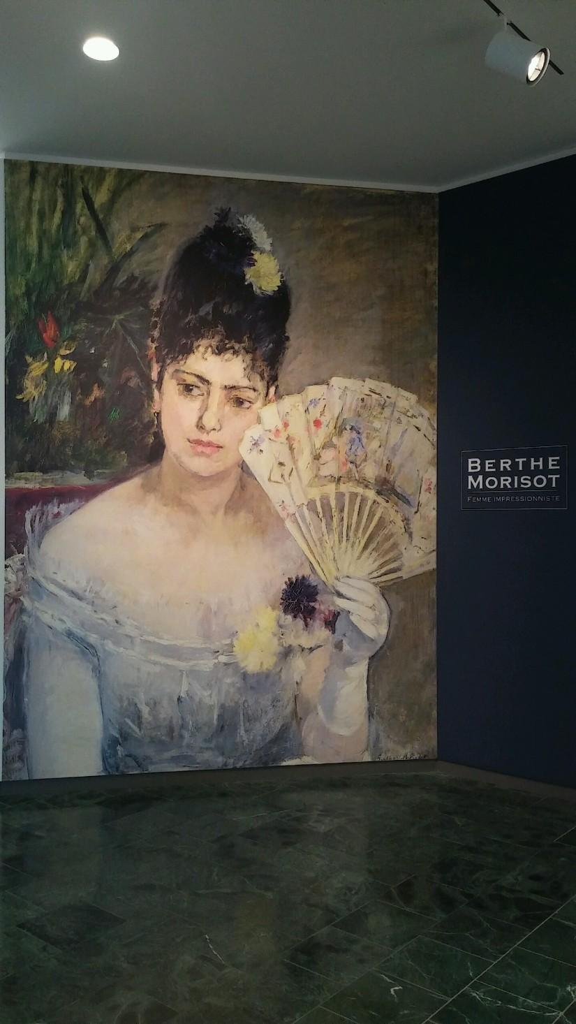 Berthe Morisot_Exposition