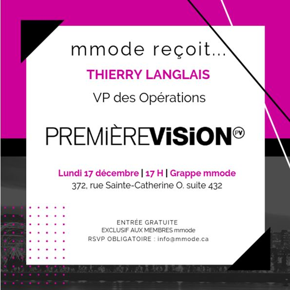 mmode recoit_Première Vision
